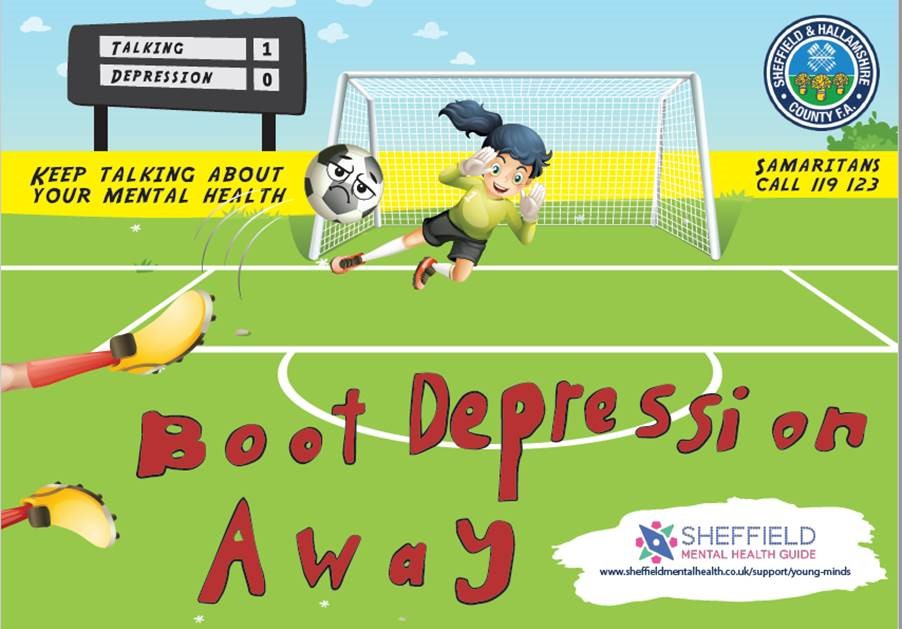 depression in football - Samaritans